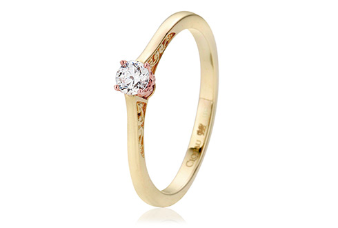 Clogau Tree Of Life Engagement Ring