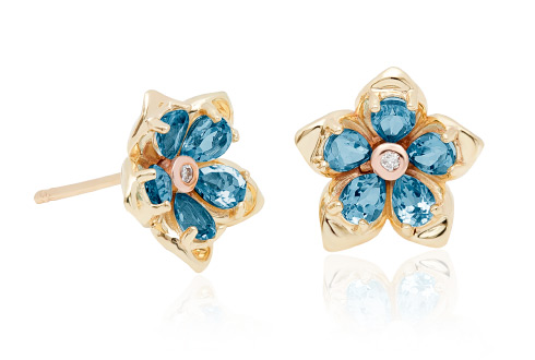 Forget Me Not Earrings *SALE*