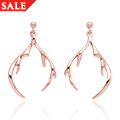 Red Hart Earrings *SALE*