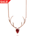 Red Hart Pendant