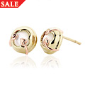 Tudor Court Stud Earrings