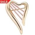 Heartstrings Brooch