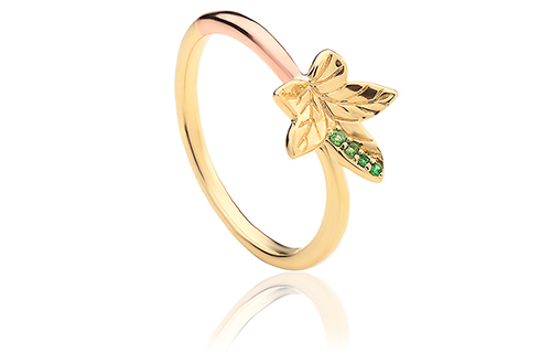 Ivy Leaf Ring *SALE*