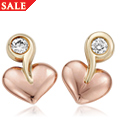 Love Vine Stud Earrings *SALE*