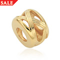 Yellow Gold Eternal Weave Milestones® Bead Charm *SALE*