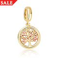 Tree of Life Milestones Bead Charm