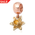 Daffodil Drop Bead Charm *SALE*