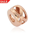 Rose Gold Eternal Weave Milestones Bead Charm *SALE*