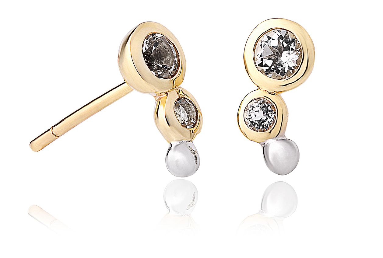 Clogau Celebration Earrings