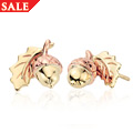 Royal Clogau<sup>&reg;</sup> Oak Stud Earrings