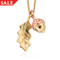 Royal Clogau Oak Pendant *SALE*