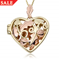 Royal Clogau Oak Locket *SALE*