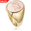 Welsh Dragon Signet Ring *SALE*