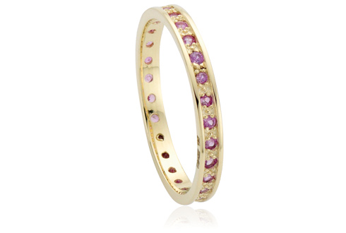 Fortune Affinity Stacking Ring