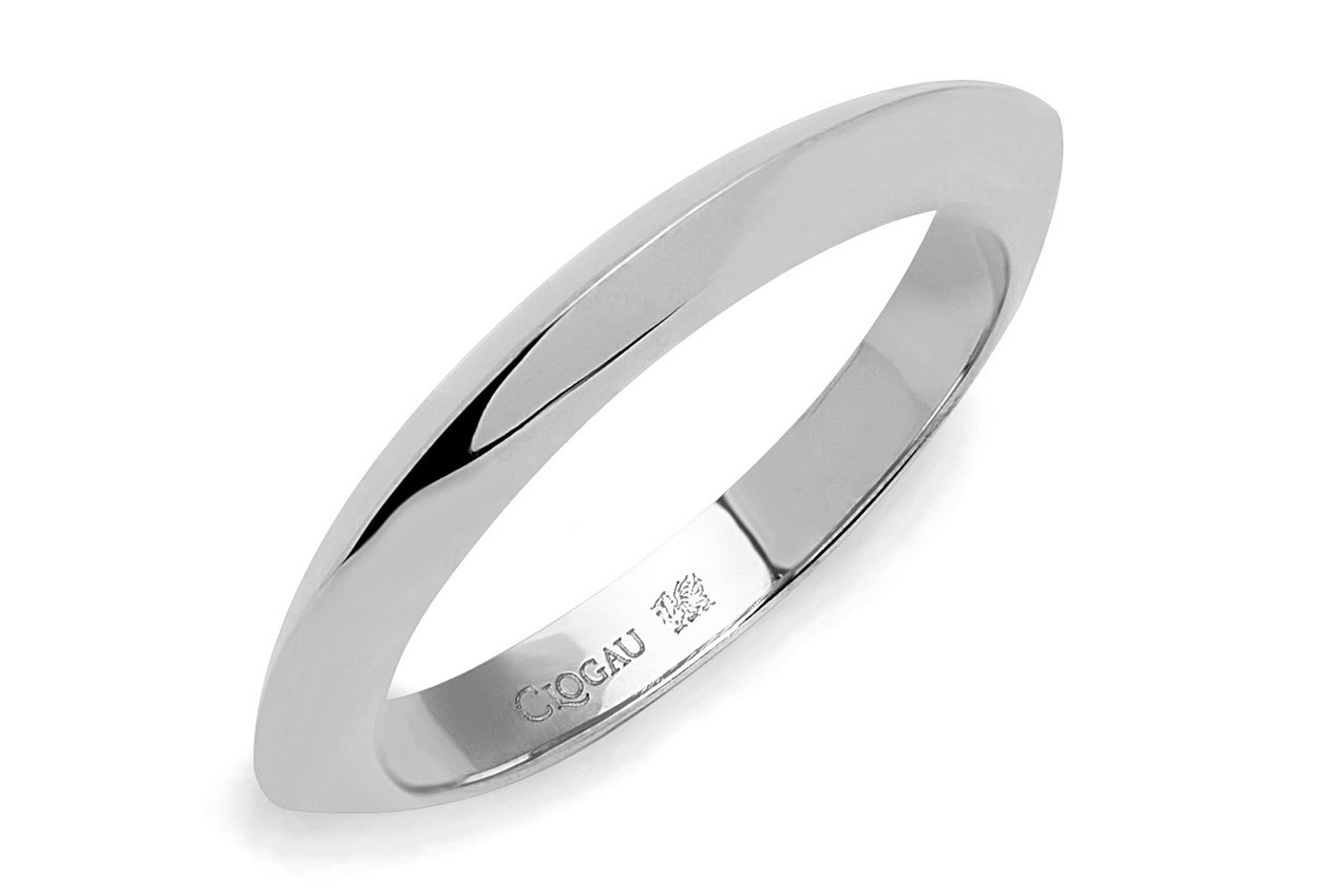 Platinum & 18ct Capella Wedding Ring
