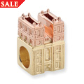 Westminster Abbey Bead Charm *SALE*