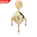 Ring Cushion Bead Charm *SALE*