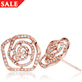 Royal Roses Earrings *SALE*
