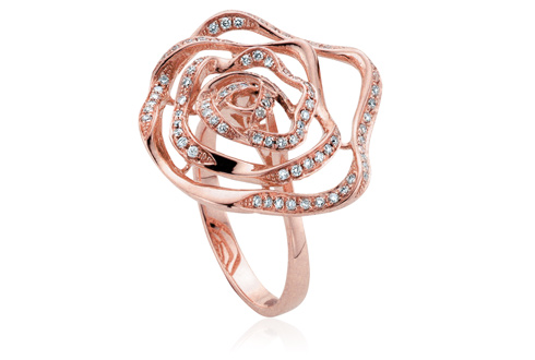 Royal Roses Ring