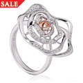 Royal Roses Diamond Ring *SALE*