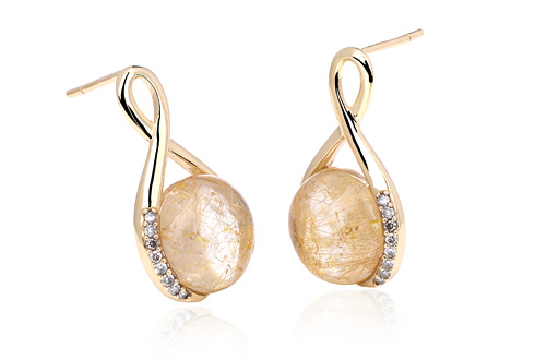 Venus Diamond Earrings *SALE*