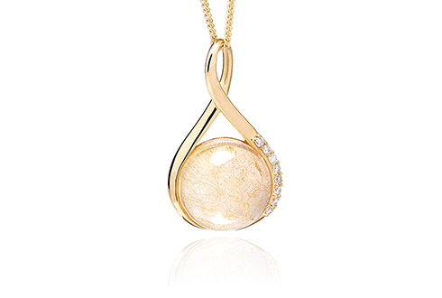 Venus Diamond Pendant *SALE*