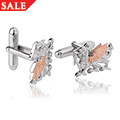 Welsh Dragon<sup>&reg;</sup> Cufflinks