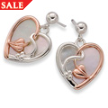 Together Forever Earrings *SALE*
