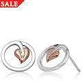 Circle of Life Earrings *SALE*