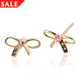 Tree of Life Bow Stud Earrings *SALE*