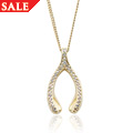 Wishbone Pendant *SALE*