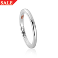 2mm Court shaped wedding ring *SALE*