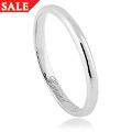 2mm Windsor Wedding Ring