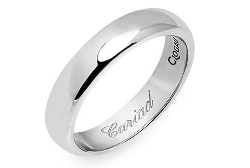 Windsor Collection Wedding Ring (4mm)