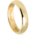 4mm Windsor Wedding Ring