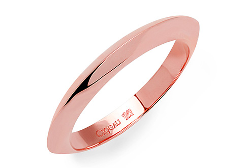 Capella Wedding Ring