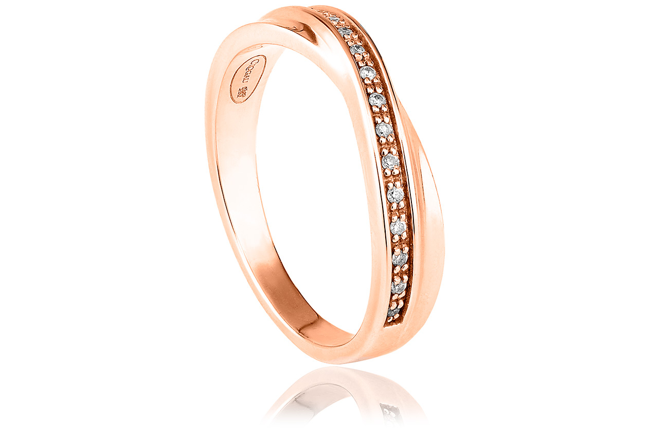 Freya Wedding Ring