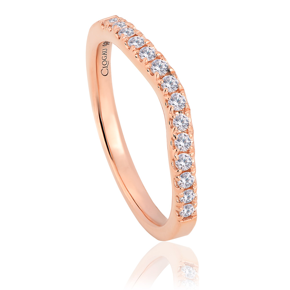 Love Divine Wedding Ring