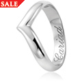 Make A Wish Wedding Ring *SALE*