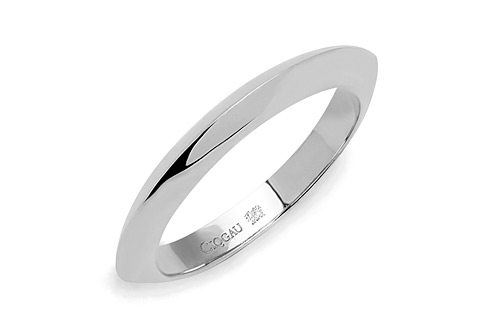 Capella Wedding Band