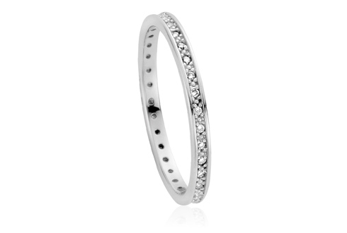 Love Affinity Stacking Ring