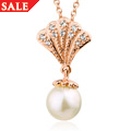 Rose Windsor Pearl Pendant *SALE*