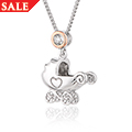 Baby Carriage Pendant