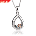 Inner Charm Tear Drop Pendant *SALE*