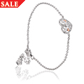 Kensington Heart Lock Bracelet *SALE*