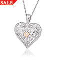 Kensington Lock Pendant *SALE*
