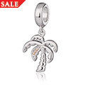 Palm Tree Milestones Bead Charm *SALE*