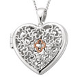 Tudor Court Locket *SALE*