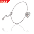Tree of Life White Topaz Elements Bracelet *SALE*