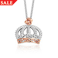 Royal Crown Tree of Life Pendant *SALE*